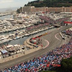 #PortHercule After Monza, Monaco is the second-most-visited circuit in Formula One. Tip: Hop onto the Bateau Bus towards the Monte-Carlo side using your bus pass, whilst enjoying wonderful views of the sea, the mountains and the yachts. #Europe #Monaco #Montecarlo #FormulaOne #Race #Billionaresclub #Fairmont #travel #Travelimg #worldtourists #Luxury #Wanderlust #WorldlyChics  from #Montecarlo #Monaco