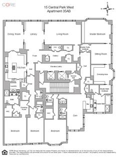 12 best Architect – House Plans images on Pinterest | House floor ...