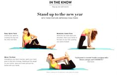 Improve-your-posture Stretches
