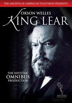 """http://mezquita.uco.es/record=b1510650~S6*spi """"King Lear"""" (1953) Ómnibus organizó una ambiciosa producción de El rey Lear. Poco visto desde entonces, este nuevo DVD nos da una muestra impresionante de la restauración de la grabación en kinetoscopio y de la transmisión en vivo de la historia del Rey Lear, un monarca envejecido que quiere dividir su reino y es llevado a través de la locura hasta su muerte."""