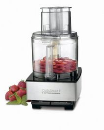 My food processor.  I hate cleaning it so most of the time I will use the Vitamix but this is handy for cookies, salsas, cakes, nutella, granola, etc. Need it?  Probably not if you have a Vitamix, but nice to have!