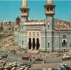 Mecca Madinah, Mecca Kaaba, Islamic Images, Islamic Pictures, Masjid Haram, History Of Islam, Mekkah, Islamic Quotes Wallpaper, Prayer Room
