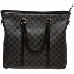 Pre-owned Louis Vuitton Tote ($1,595) ❤ liked on Polyvore featuring bags, handbags, tote bags, apparel & accessories, tote handbags, wallets & cases, purse, louis vuitton tote bag, animal print handbags and coated canvas tote