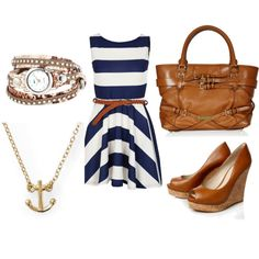 Nautical - I LOVE everything about this!