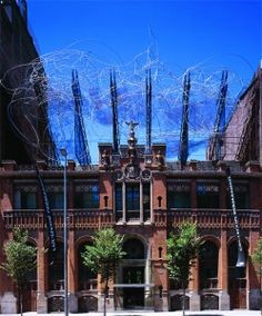 Experience a different form of art at the Tapies Museum in Barcelona with the Articket. http://www.apartmentbarcelona.com/blog/2014/07/24/articket-barcelona/