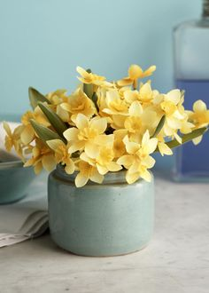 Just love yellow flowers -
