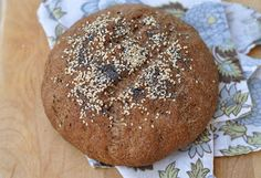 Nourishing Meals: Gluten-Free Bread (xanthan-free, vegan) had lots good comments