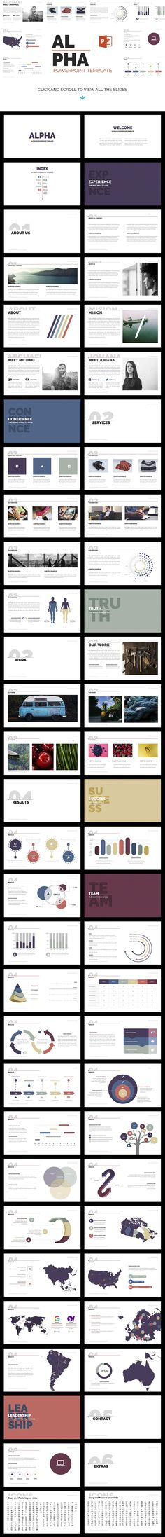 Top Notch Powerpoint Bundle by Zacomic Studios on @creativemarket
