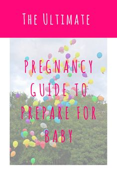 Are you feeling overwhelmed with everything you need to do to prepare for baby? There is a lot to do. This  week by week guide will break it down for you.