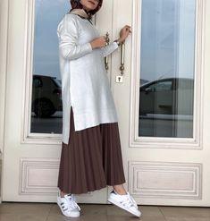 Genç Tesettür Modest Fashion Hijab, Casual Hijab Outfit, Hijab Chic, Muslim Fashion, Fashion Outfits, Womens Fashion, Modest Dresses, Modest Outfits, Modele Hijab