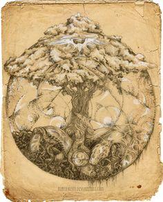 Yggdrasil- The World Tree