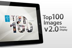 The updated version of ESO's popular Top 100 Images App takes full advantage of the third generation iPad retina display and quad core graphics.  An Even Sharper View of the Universe.  An updated version of ESO's popular Top 100 Images App is now available to download from iTunes. The new version, released in time for ESO's 50 years anniversary celebrations, takes full advantage of the third generation iPad retina display and quad core graphics.
