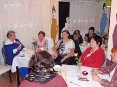 Tym razem tematem spotkania były wakacje- jak jeść w czasie wolnego i przestrzegać się swoich postanowień