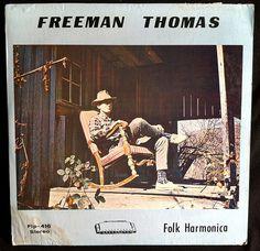Freeman Thomas - Folk Harmonica