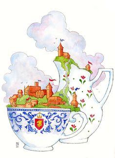 Teacup Kingdoms