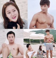 """""""Marriage, Not Dating"""" is really funny! Go watch it! #mariagenotdating #jinwoon…"""