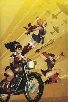 DC Comics FULL August 2015 Solicitations | Newsarama.com