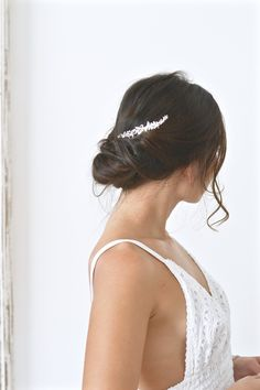 When it comes to wedding hairstyles, I always think of new hairstyles. They not only protect against wind and rain, but also highlight your radiant… Classic Hairstyles, Bride Hairstyles, Gorgeous Hairstyles, The Mane Choice, Bridal Braids, New Hair, Wedding Jewelry, Wedding Styles, Curly Hair Styles