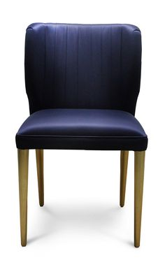 Bakairi Dining Chair | Together they adapted the world for human to live on. BAKAIRI dining chair has the aim to change the way human live and adapt themselves to the world through the satin soft touch. Let yourself being involved by the gods of BAKAIRI. bespoke furniture design