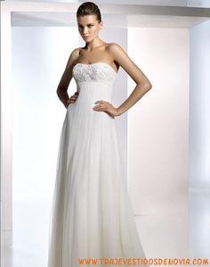 Eleonor  Vestido de Novia
