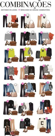 Capsule Cabinet - Know the Benefits of Dressing Well for Little Style Casual, Casual Looks, Casual Outfits, Cute Outfits, Fashion Outfits, My Style, Womens Fashion, Fashion Trends, Work Fashion