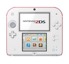 New Super Mario Bros 2 Nintendo 2DS – Scarlet Red  Price : 79.99  Ends on : 3 weeks  View on eBay