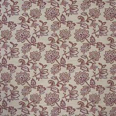 Warwick Fabrics : BIANCA, Colour CORAL