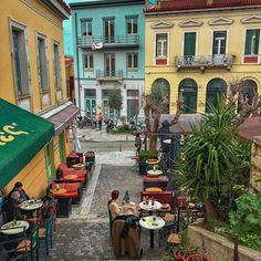 Θησειο / Athens, Greece #Athens #Greece