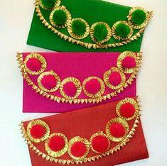 1 x Eid Money Wallets Gifting envelope Perfect for Eid Diwali Wedding Anniversary Birthdays Sagan Sh Fancy Envelopes, Handmade Envelopes, Wedding Envelopes, Decorated Envelopes, Cash Envelopes, Gift Envelope, Envelope Design, Wedding Gift Wrapping, Wedding Gifts