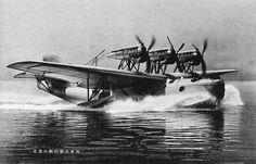 Hiro H3H1 flying boat