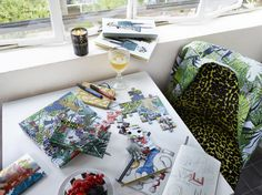 Stationery 2014 | Christian Lacroix
