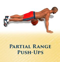 Today we'll talk about the 4th level of our push-up based bodyweight exercises, the Partial Range Push-Up. We created this series because we rate the traditional push-up as one of the greatest bodyweight exercises to develop strength and endurance, build upper body muscle and strengthen the joints. Seeing how many people can struggle to complete …