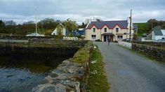 Pub by the water in Killmacalogue,Beara Peninsula, Ireland