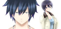 The Past is in the Past by MMDLucyExtend on deviantART... Gray