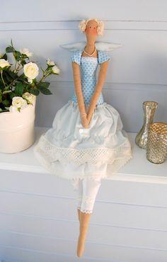 кукла своими руками ♡