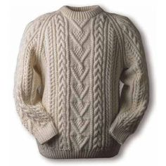 e0f1310e800 Irish Knit Sweaters don t get any better than our Clan Aran sweater.  Authentic hand knit Aran wool sweaters direct from the Aran Sweater Market