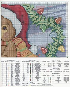 Christmas is coming Teddie Bear