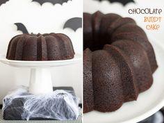 Bundt cake de chocolate by living in autumn, via Flickr