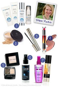 The Favorite Products of Beauty Experts: PR Debra Locker  ~ 15MinuteBeauty.com