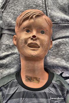 Halloween mannequin