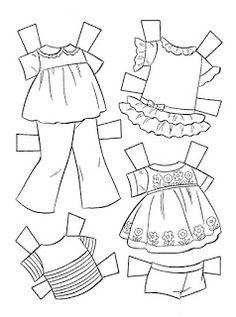 132 best mattel dolls images on pinterest monster high dolls Vintage 1970s Baby Dolls baby tenderlove coloring book paper doll