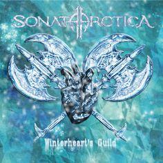 Album cover : Sonata Arctica - Winterheart's Guild by Ander-BloodEyes.deviantart.com on @DeviantArt