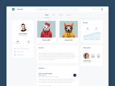 Hi guys  Last month I worked on a side project to play with UI without client restrictions. This Linkedin redesign concept has been, purely made for fun and has no other ambitions. You can check ou...