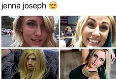 Omggg I freaking love the one of Josh lolol #goals and dang... Jena be looking  as always
