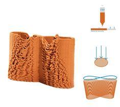 3ders.org - FabClay: exploring important parameters of robotic 3D printing | 3D Printing news