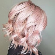 Pretty in Pink 2016 ... by @camouflageandbalayage (Gorge!) #BEHINDTHECHAIR