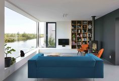 House with 11 Views / Marc Koehler Architects ... - Fragments of architecture