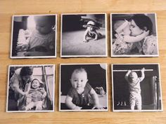 Brandy's Creations: Photo Tile Coasters