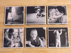 Brandy's Creations: Photo Tile Coasters