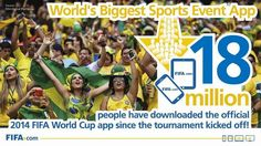 Lux Millionaire Magazine: Record-breaking Downloads for FIFA's Official Worl...